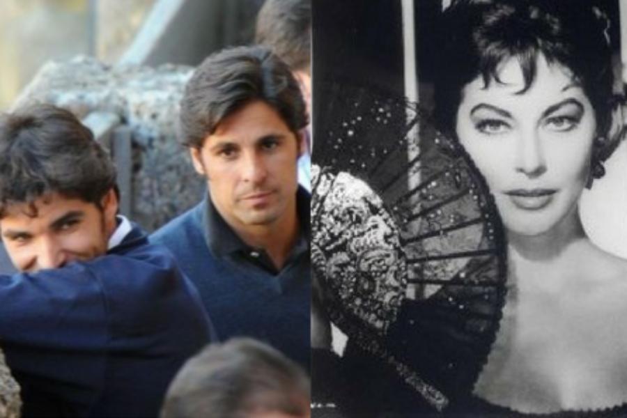 Andalusian Eyes and Ava Gardner