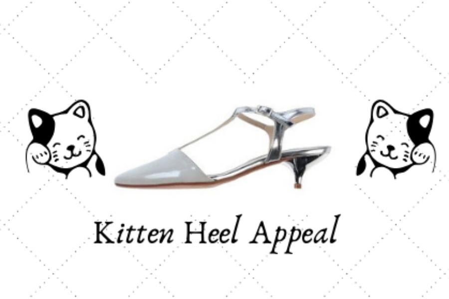 Kitten Heel Appeal