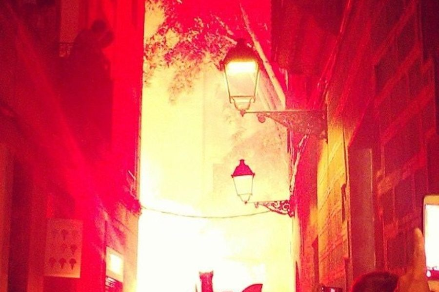 Barcelona's Gràcia Major Block Party