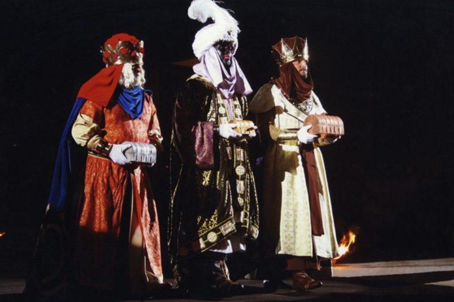 Three Magic Kings List
