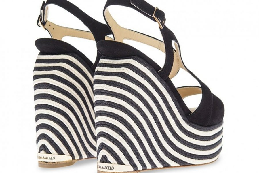 Paloma Barceló Twirly Wedges