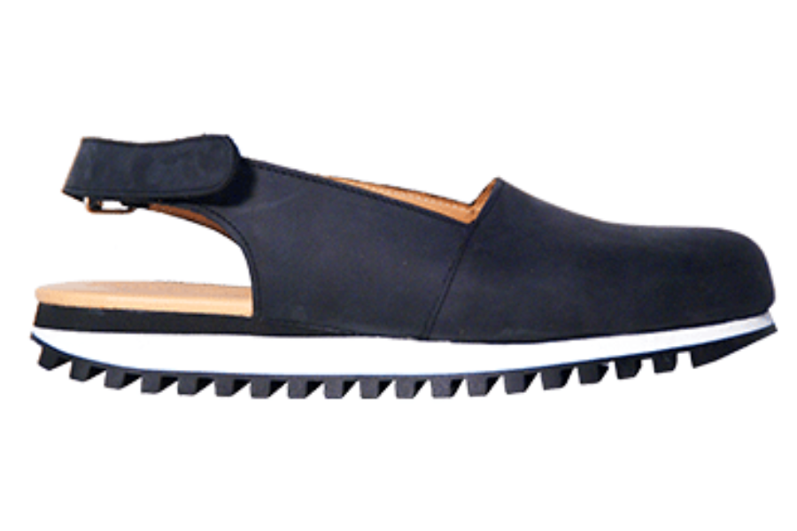 Deux Souliers Shoes: Toothy Soles