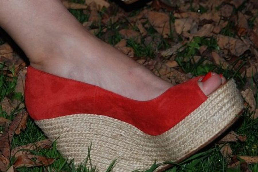 Red Shoe Tuesday