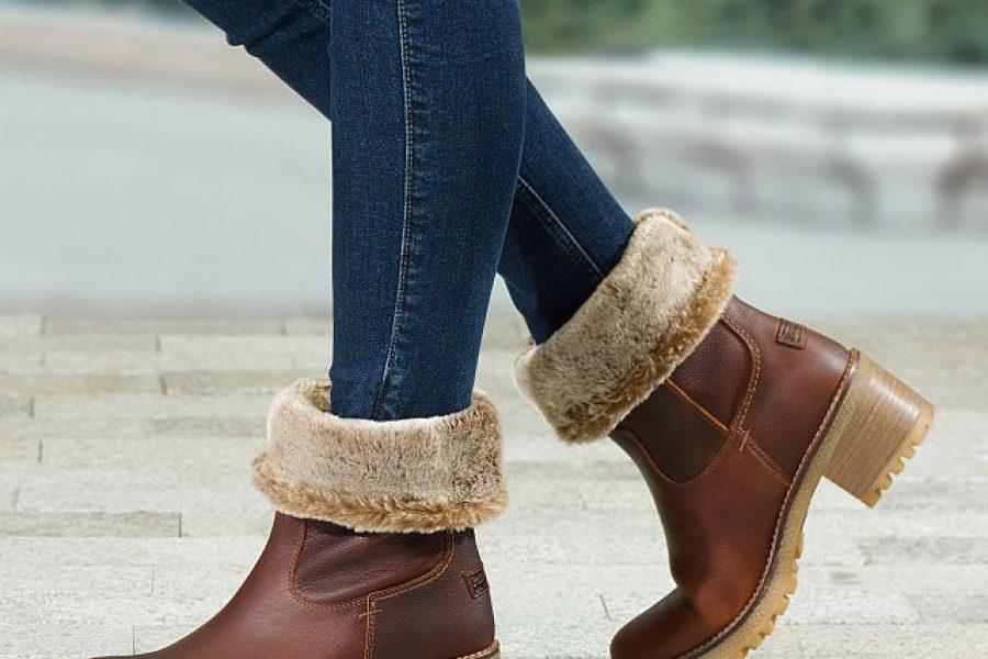 Sheepskin Boots from Spain
