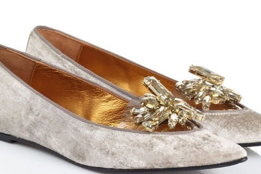 Sparkling Shoes for a Happy New Year
