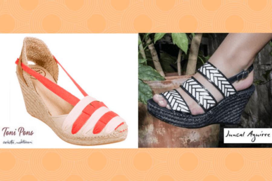 Fresh Espadrille Designs for Spring