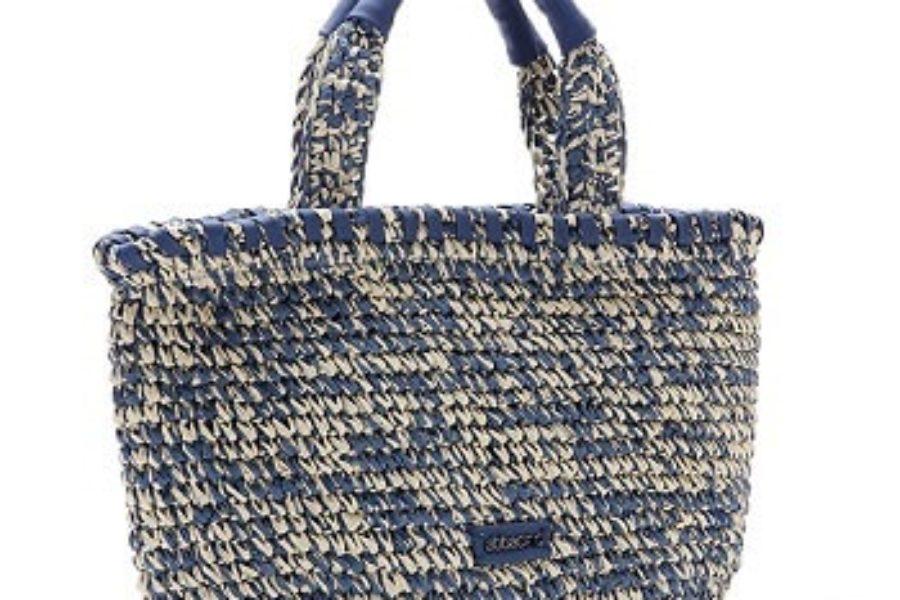 Basket Bags Spell Summer Elegance