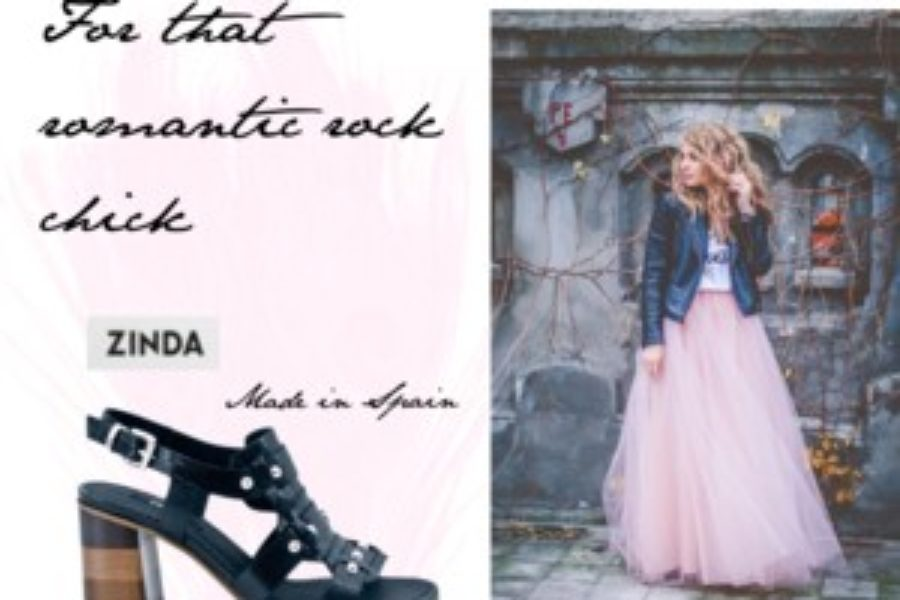 Rock Chick Style With Zinda of Spain