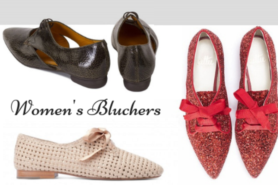 Women's Bluchers That Steal Your Heart
