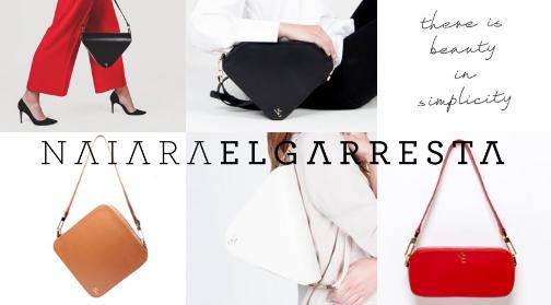 luxury handbags by Naiara Elgarresta